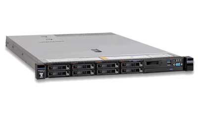 Lenovo System X3550M5 5463C4A