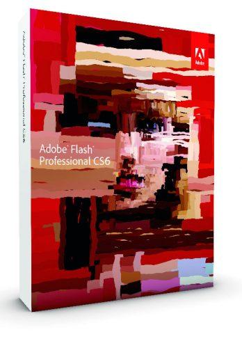 ADOBE CS6 FlashPro V12
