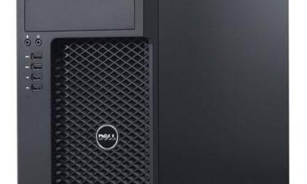 DELL Precision T3620 (Xeon E3-1245v5)