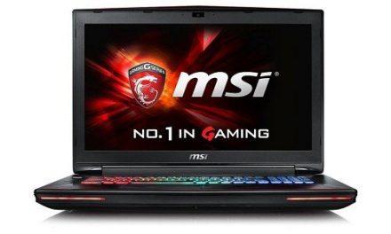 MSI GT72S 6QF Dominator Pro G (Dragon edition)