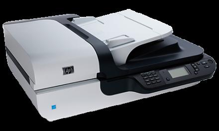 Scanner HP Scanjet 6350 [L2703A]
