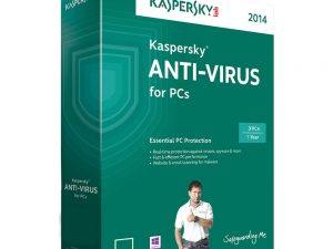 Anti Virus KASPERSKY 2014 (3-User)