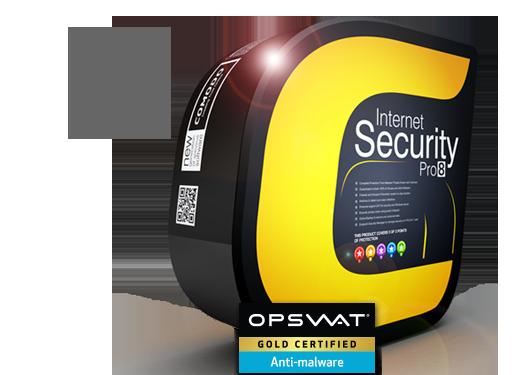gambar Comodo Internet Security Pro 8
