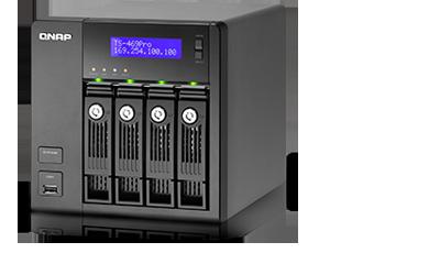 Storage QNAP TS-469 Pro