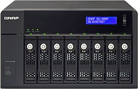 Storage Server NAS QNAP Expansion Unit UX-800P
