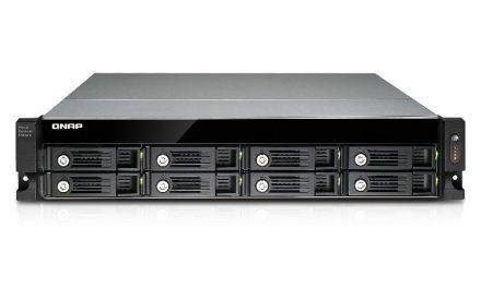 Storage Server NAS QNAP Expansion Unit UX-800U-RP