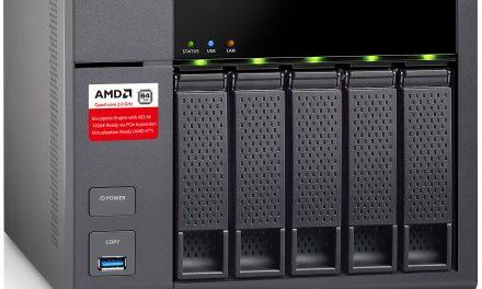 Storage Server NAS QNAP TS-563-2G