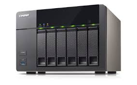Storage Server NAS QNAP TS-651 (1GB RAM)