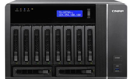 Storage Server QNAP TS-1079 Pro
