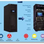 Emerson SmartCabinet: Intelligent, Integrated Infrastructure Solution in an Enclosure