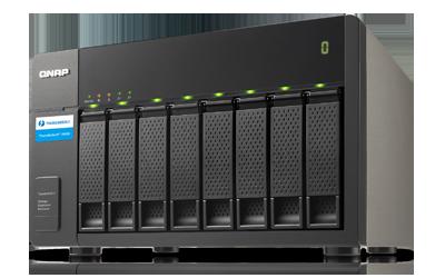 Storage Server NAS QNAP Expansion Unit TX-800P