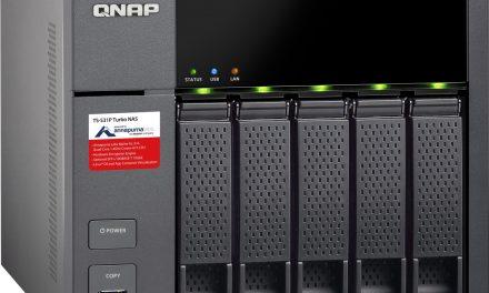 Storage Server NAS QNAP TS-531P-8G