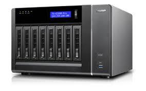Storage Server NAS QNAP TS-EC880 Pro