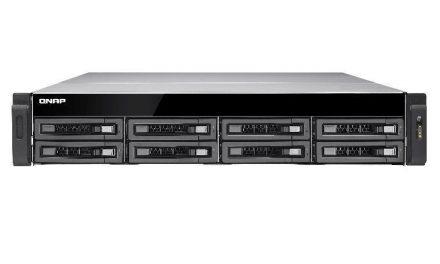 Storage Server NAS QNAP TS-EC880U-E3-4GE-R2