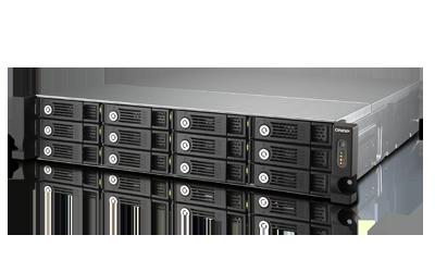 Storage Server NAS QNAP TVS-1271U-RP-i3-8G