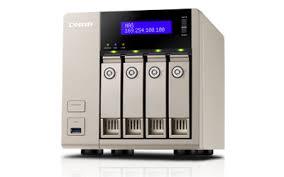 Storage Server NAS QNAP TVS-463-8G