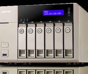 Storage Server NAS QNAP TVS-663-8G