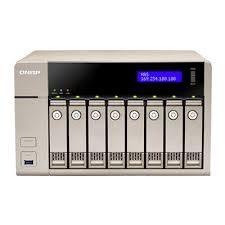 Storage Server NAS QNAP TVS-863+-8G