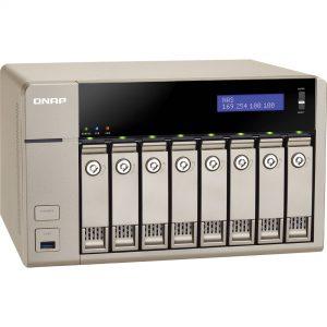 Storage Server NAS QNAP TVS-863-8G