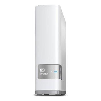 Storage Server WESTERN DIGITAL My Cloud 2 TB [WDBCTL0020HWT]