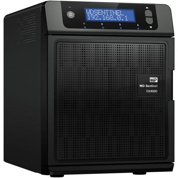 WESTERN DIGITAL Sentinel DX4000 4TB [WDBLGT0040KBK] Server Storage