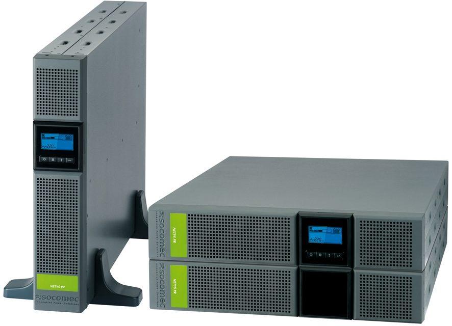 SOCOMEC UPS NETYS PR (1000-1500 VA)