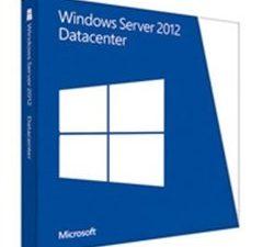 Windows Svr Datacenter 2012 R2 4CPU