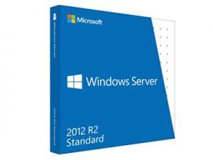 Windows Svr Std 2012 R2