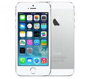 APPLE iPhone 5S 16GB – Silver