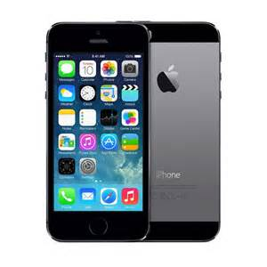 APPLE iPhone 5S 16GB – Space Grey