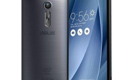 ASUS Zenfone 2 (16GB,2GB RAM) [ZE551ML] – Glacier Grey