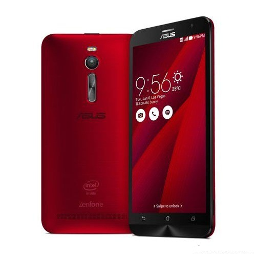 ASUS Zenfone 2 (16GB,2GB RAM) [ZE551ML] - Glamour Red