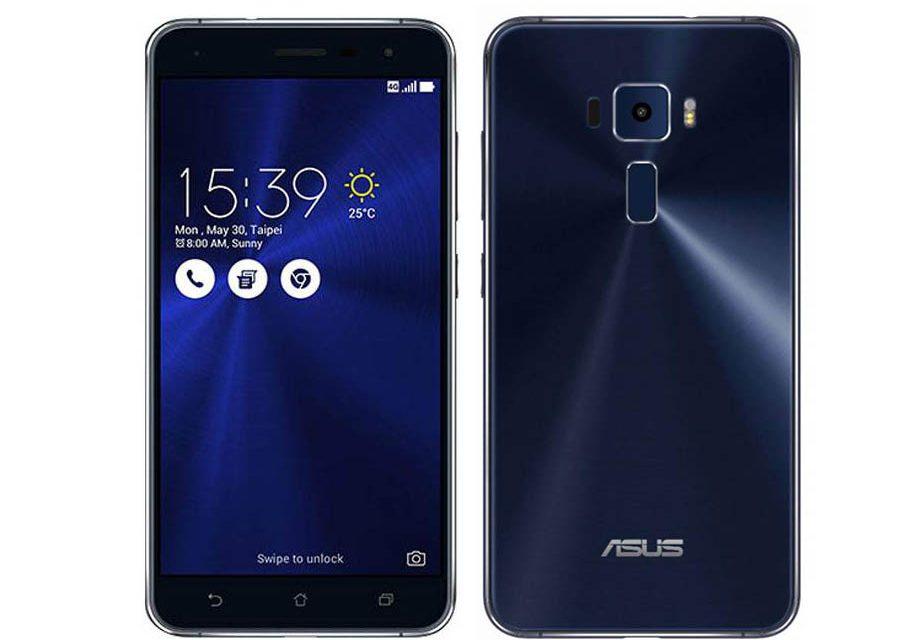 ASUS Zenfone 3 (32GB/3GB RAM) [ZE520KL] – Black