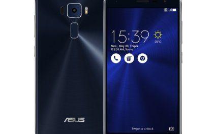 ASUS Zenfone 3 (64GB/4GB RAM) [ZE552KL] – Black