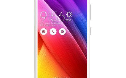 ASUS Zenfone Max [ZC550KL] – White
