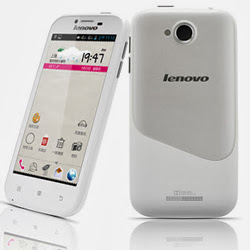 LENOVO A706 - White