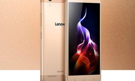 LENOVO Vibe K5 Plus (16GB/3GB RAM) – Champagne Gold