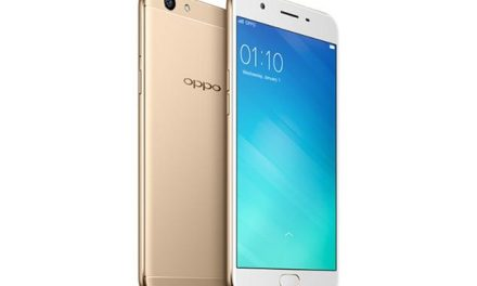 OPPO F1s – Gold