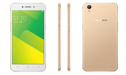 OPPO Neo 9 [A37] – Gold