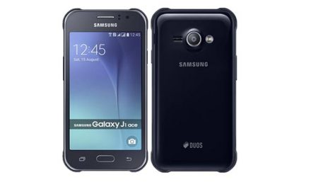 SAMSUNG Galaxy J1 Ace [SM-J110] – Black