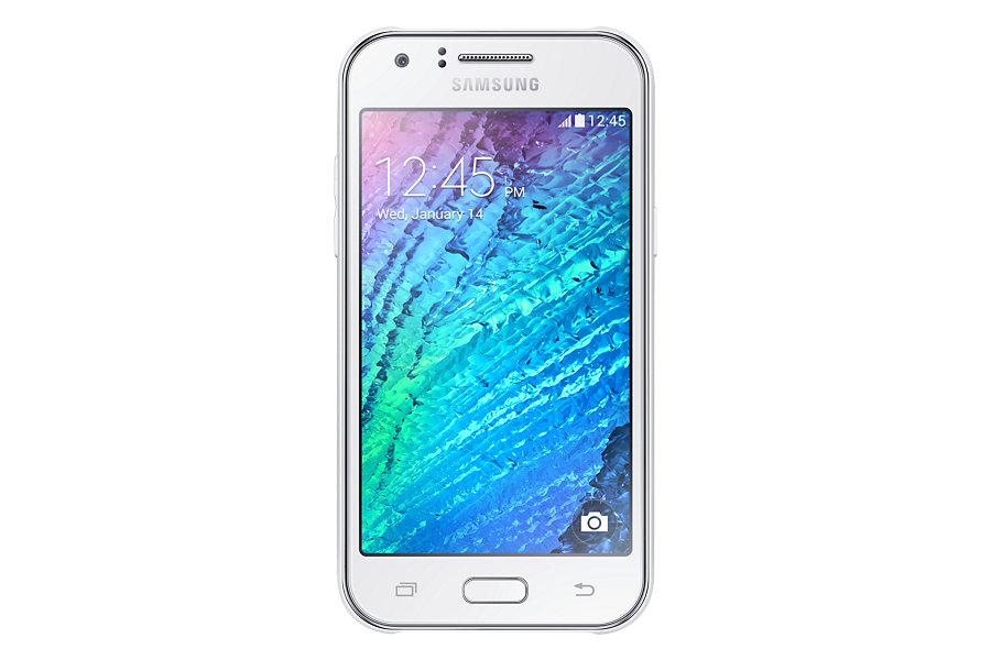 SAMSUNG Galaxy J1 [SM-J100H] – White