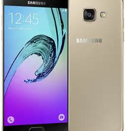 SAMSUNG Galaxy A7 2016 – Gold
