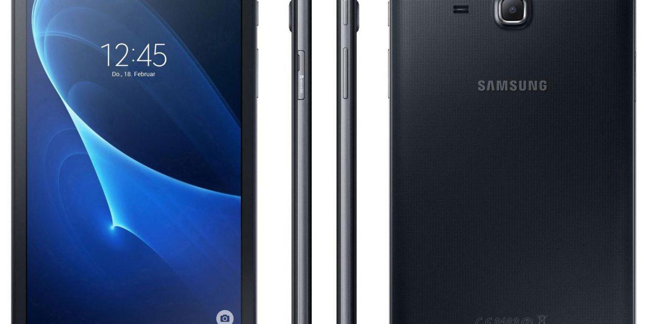 SAMSUNG Galaxy Tab A 7″ 2016 [SM-T285]