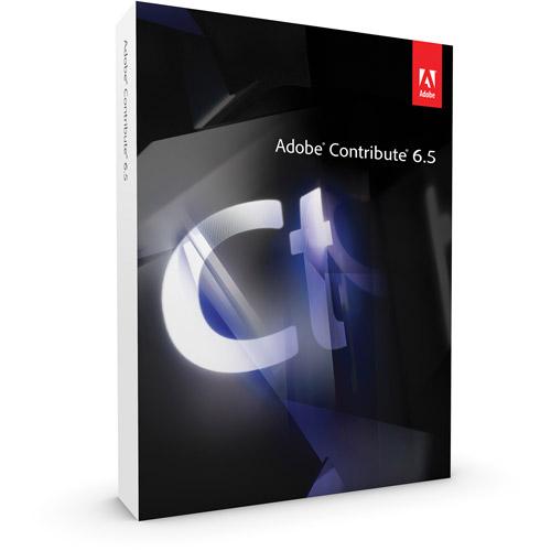 Adobe Contribute