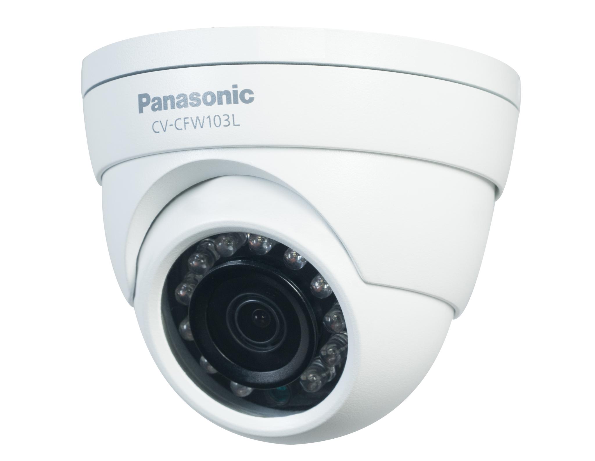 PANASONIC CCTV CV-CFW103L