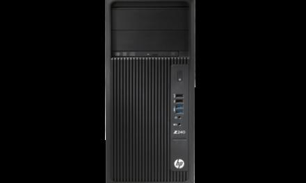 HP Z240 Tower Workstation L8T12AV – Spesifikasi Dan Harga