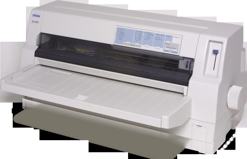 EPSON DLQ-3500 Impact Printer