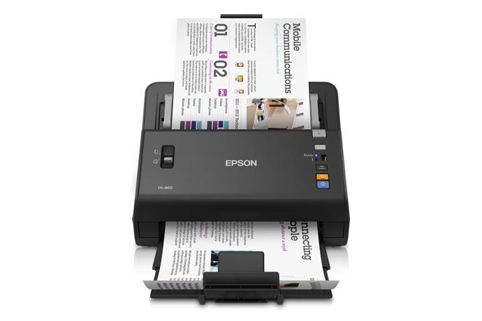 EPSON HK DS-860 SCANNER