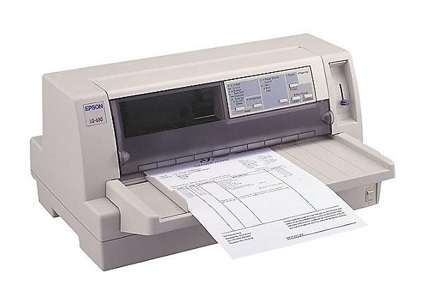 EPSON LQ-680 Pro Impact Printer (Standard)