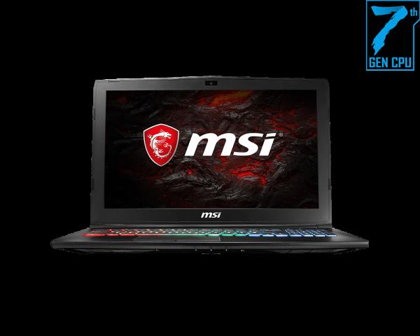 MSI GP62MVR 7RFX